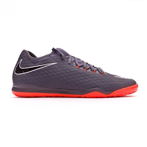 Nike HypervenomX Phantom III Pro Indoor/Court Football Shoe - Grey Image