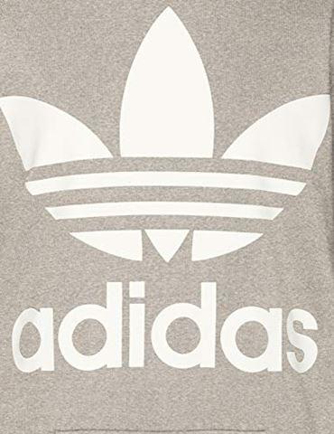adidas Oversize Trefoil Hoodie Image 3