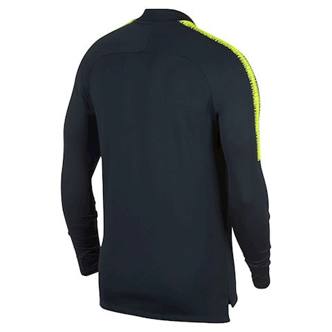 Nike Manchester City FC Dri-FIT Squad Drill Men's Long-Sleeve Football Top - Blue Image 2