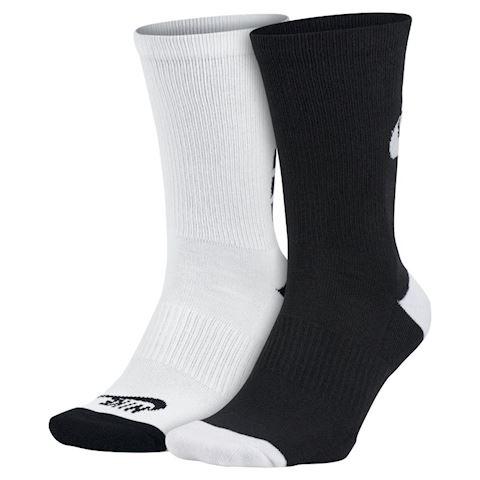 Nike Sportswear Just Do It Crew Socks (2 Pair) - Multi-Colour Image