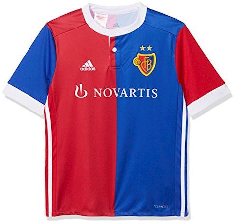 adidas FC Basel Kids SS Home Shirt 2017/18 Image
