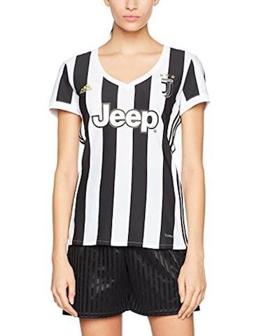 adidas Juventus Womens SS Home Shirt 2017/18