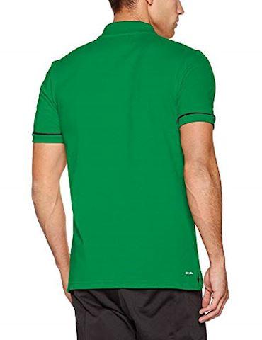 adidas Tiro 17 Polo Green Black White