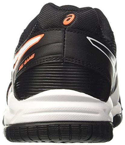 Asics  GEL-GAME 5 GS  girls's Tennis Trainers (Shoes) in Black Image 2