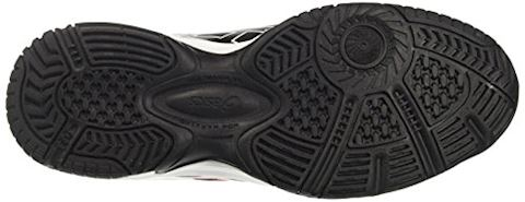 Asics  GEL-GAME 5 GS  girls's Tennis Trainers (Shoes) in Black Image 3