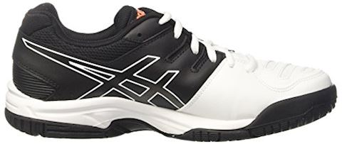 Asics  GEL-GAME 5 GS  girls's Tennis Trainers (Shoes) in Black Image 6