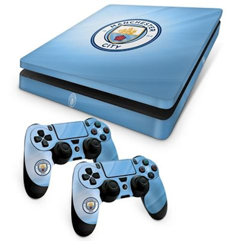 Manchester City Console and Controller Skin - PS4 Slim Image