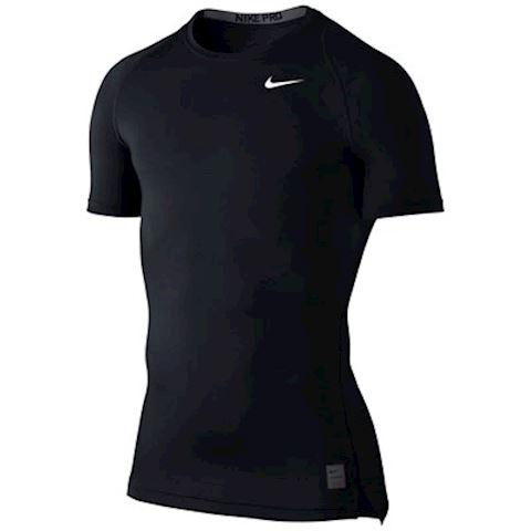 Nike Pro Men's Short-Sleeve Training Top - Black