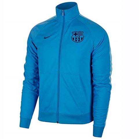 buy popular f0049 fb1e7 Nike Barcelona Training Jacket FZ NSW - Equator Blue/Coastal Blue