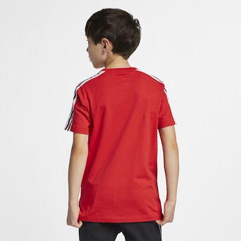 Nike Sportswear Older Kids' (Boys') T-Shirt - Red Image 2