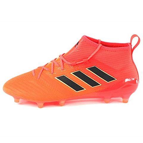 adidas ACE 17.1 Primeknit FG/AG Pyro Storm - Solar Orange/Core Black/Solar Red Image 14
