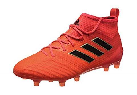 adidas ACE 17.1 Primeknit FG/AG Pyro Storm - Solar Orange/Core Black/Solar Red Image 17