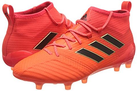 adidas ACE 17.1 Primeknit FG/AG Pyro Storm - Solar Orange/Core Black/Solar Red Image 5