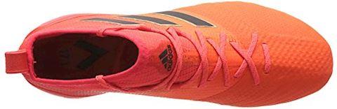 adidas ACE 17.1 Primeknit FG/AG Pyro Storm - Solar Orange/Core Black/Solar Red Image 7