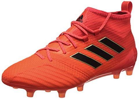detailed pictures f7e6b 4e4a0 adidas ACE 17.1 Primeknit FG/AG Pyro Storm - Solar Orange/Core Black/Solar  Red