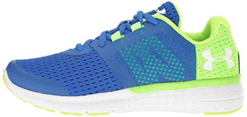 Under Armour Boys' Grade School UA Micro G Fuel Running Shoes Image 5