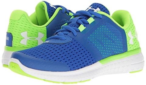 Under Armour Boys' Grade School UA Micro G Fuel Running Shoes Image 6