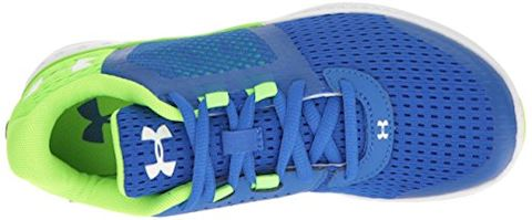 Under Armour Boys' Grade School UA Micro G Fuel Running Shoes Image 8