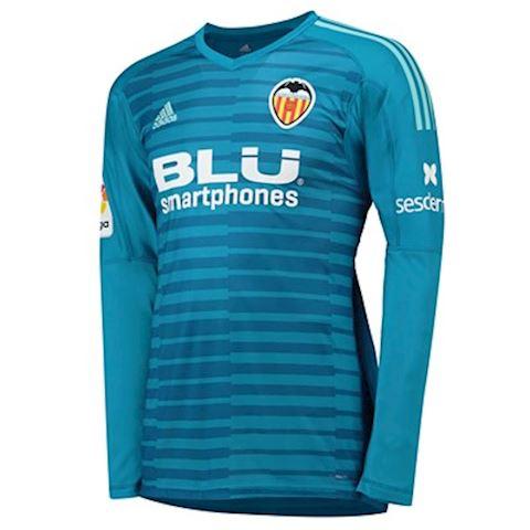 adidas Wales Mens LS Goalkeeper Home Shirt 2018 Image