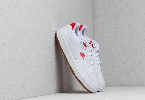 Nike Grandstand II Premium Men's Shoe - White Image
