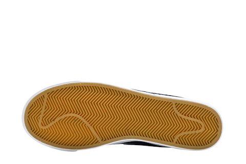 Nike Blazer Low LE Women's Shoe - Black Image 3