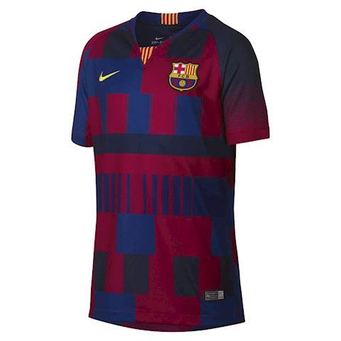 Nike Barcelona Kids SS Home 20th Anniversary Shirt 2018/19 Image