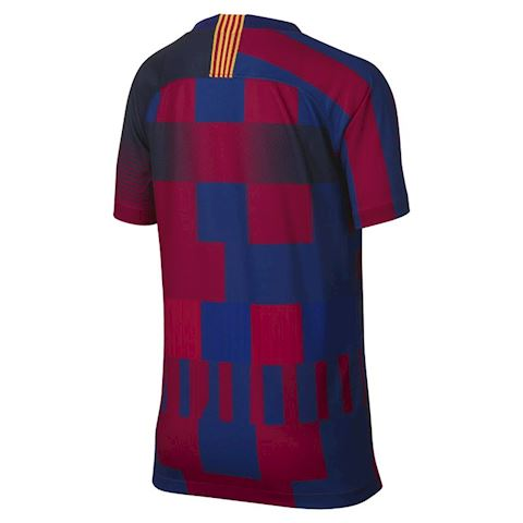 Nike Barcelona Kids SS Home 20th Anniversary Shirt 2018/19 Image 2
