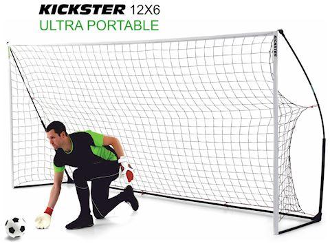 Kickster Academy 12 x 6ft Football Goal Image