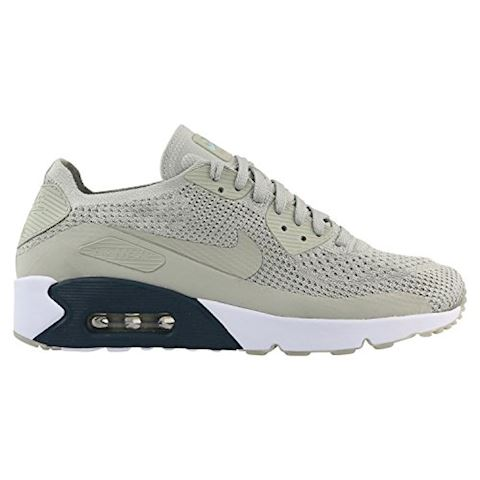 Nike Air Max 90 Ultra 2.0 Flyknit Men's Shoe - Grey Image 6