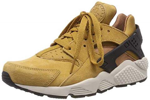 super popular 81964 632b9 Nike Air Huarache Premium Men's Shoe - Brown