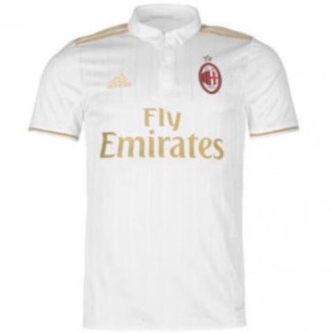 adidas AC Milan Kids SS Away Shirt 2016/17 Image