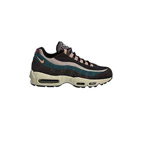 Nike Air Max 95 Premium Men's Shoe - Grey Image 2