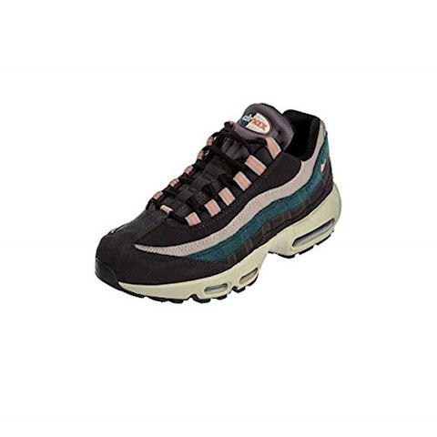 Nike Air Max 95 Premium Men's Shoe - Grey Image 3