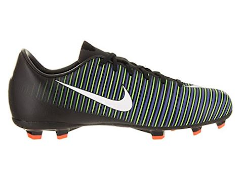 Nike Jr. Mercurial Victory VI Younger/Older Kids'Firm-Ground Football Boot - Black Image 5