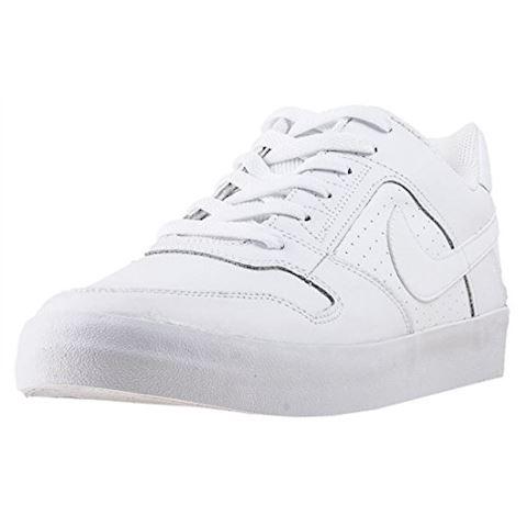 Nike SB Delta Force Vulc Men's Skateboarding Shoe - White Image