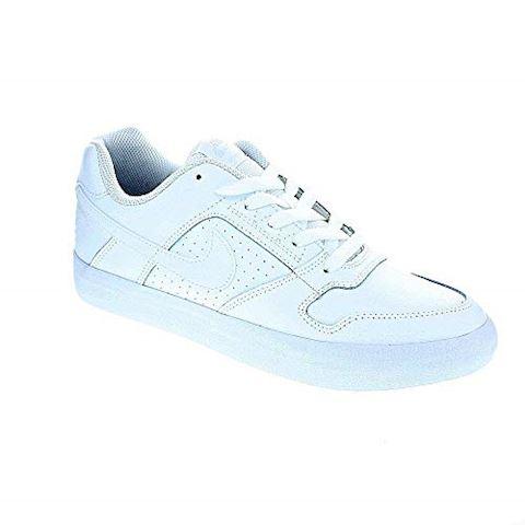 Nike SB Delta Force Vulc Men's Skateboarding Shoe - White Image 12