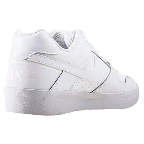 Nike SB Delta Force Vulc Men's Skateboarding Shoe - White Image 2