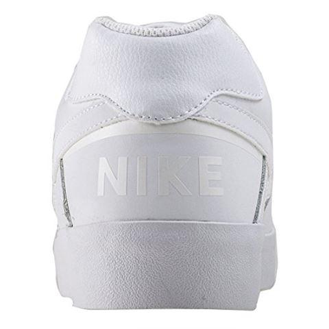 Nike SB Delta Force Vulc Men's Skateboarding Shoe - White Image 4