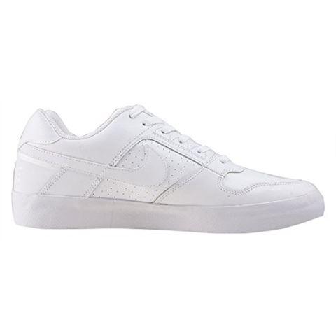 Nike SB Delta Force Vulc Men's Skateboarding Shoe - White Image 6