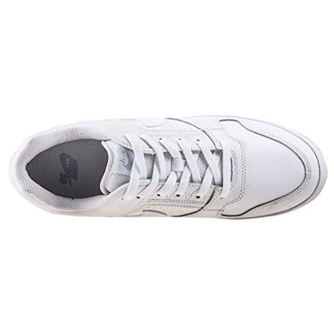 Nike SB Delta Force Vulc Men's Skateboarding Shoe - White Image 8