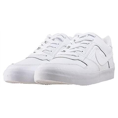 Nike SB Delta Force Vulc Men's Skateboarding Shoe - White Image 9