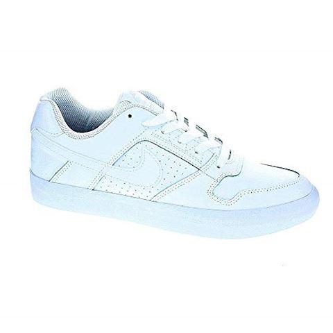 Nike SB Delta Force Vulc Men's Skateboarding Shoe - White Image 10