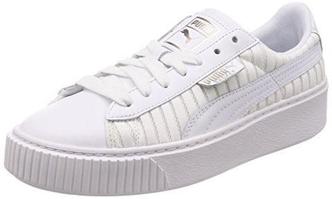 Puma Basket Platform En Pointe Women's Shoes Image