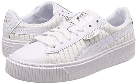 Puma Basket Platform En Pointe Women's Shoes Image 5
