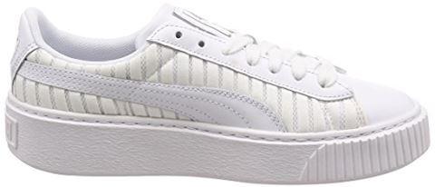 Puma Basket Platform En Pointe Women's Shoes Image 6