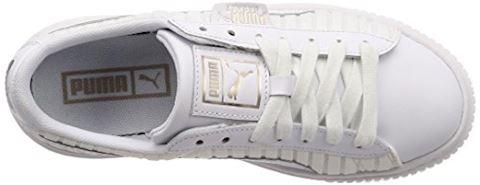 Puma Basket Platform En Pointe Women's Shoes Image 7