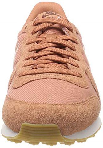 Nike Internationalist Women's Shoe - Brown Image 4