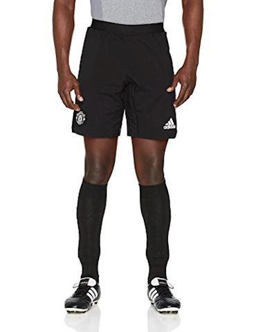 adidas Manchester United Training Shorts UCL - Black/Red Image