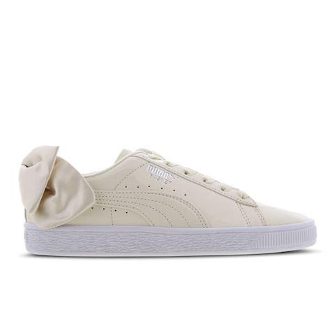 huge discount 07890 6cc51 Puma Basket Bow - Grade School Shoes