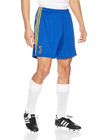 adidas Juventus Mens Away Shorts 2017/18 Image